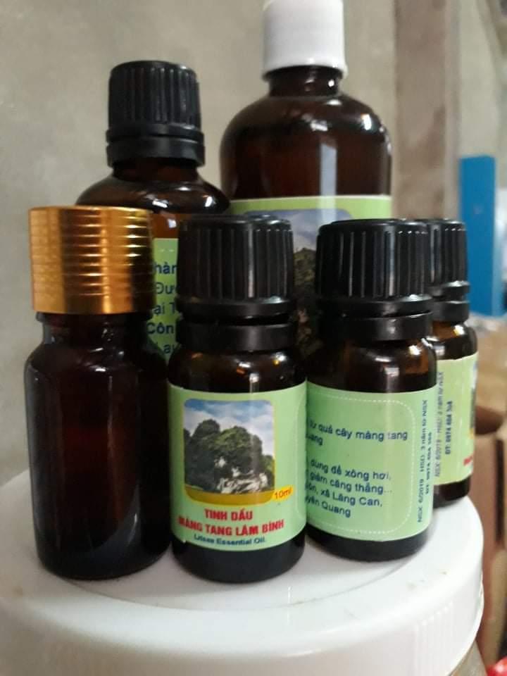 Tinh dầu xả Lâm Bình